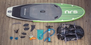 choosing and caring for your sup equipment